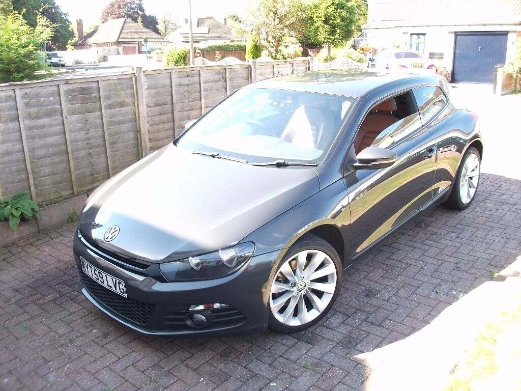 vw scirocco gt tdi 170 tan leather tritronic dsg in shirley west midlands gumtree. Black Bedroom Furniture Sets. Home Design Ideas