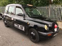 London Taxi TX2 2006, 1 Owner and 1 Driver From New.