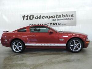 2005 Ford Mustang GT MANUEL - SILENCIEUX BORLA - CUIR