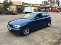BMW 1 Series Hatchback (2005-07)1.6 116i Sport 5dr