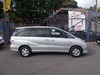 Toyota Previa 2.4 VVT-i T Spirit 5dr (7 Seats) MPV HYBRID LOW TAX INSURANCE FRESH IMPORT