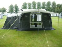Sunncamp Advance Air 390 Awning and Annexe