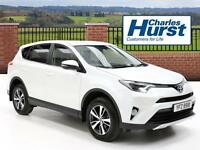 Toyota Rav-4 D-4D BUSINESS EDITION (white) 2015-12-31