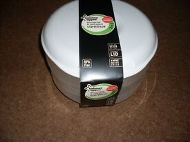 Tommee Tippee Essential Basics Microwave and Cold Water Steriliser.BRAND NEW