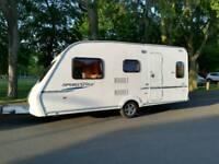 2009 Sprite Sportstyle S5 5 berth caravan