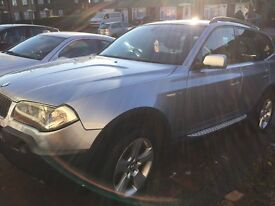 BMW X3 3.0i 95k miles