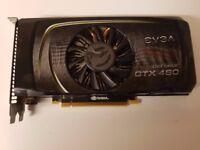 EVGA GeForce GTX 460 - 1024 GDDR5 - Part Number 01G-P3-1372