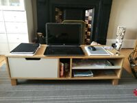Coffee table / TV unit / media stand