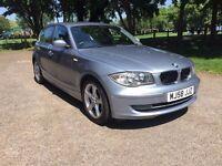 BMW 118d ES 2008 Diesel 5 Doors ***£30 Road Tax*Mot 2018*Fantastic Condition***