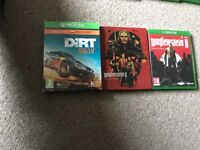 New Xbox one games all £19 each see pictures