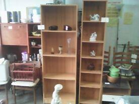 bargain book shelf
