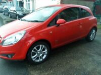 Vauxhall Corsa SXI 1.4L 16v REDUCED TO £2250 ono