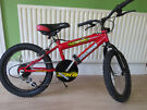 """BOYS 18"""" WHEELED BIKE...""""SONIC PROFESSIONAL"""".GREAT CONDITION."""