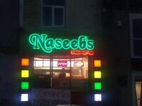 TAKEAWAY FOR SALE NASEEB'S