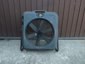 Industrial Cooling Fan for Garage / Workshop - 240v