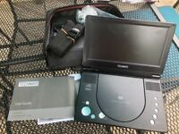 Technika portable DVD player