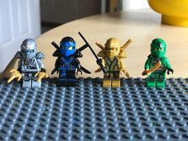 Ninjago Lego Mini Figures