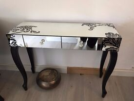 Dressing table or hall way table from Lawrence L Bowes scaramouch
