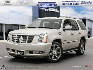 2013 Cadillac Escalade AWD PREV US VEHICLE AND VERY CLEAN!