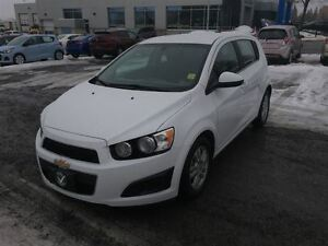2016 Chevrolet Sonic LT Auto 1.4 TURBO!!!