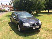 2008 Volkswagen Golf 1.9 TDI Match