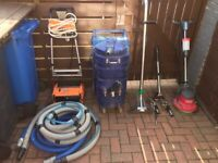 Carpet cleaning machine * full set up * Start your own business immediately