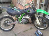 Kx 125 ( not gilera runner, ktm, yz,cr,kxf, rmz, )