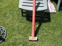 Large Heavy Sledgehammer Weymouth free local delivery