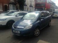 Lpg Vauxhall zafira new engine (57k) excellent drive