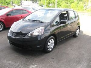 2009 Honda Fit -
