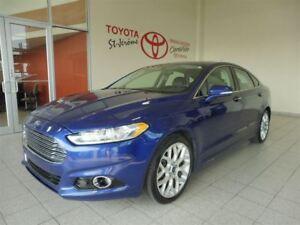 2013 Ford Fusion * Titanium * AWD * TOIT * CUIR * NAV * DÉMARREU