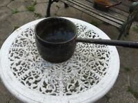 Cast iron Boiling Pot