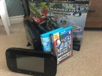 Excellent WiiU bundle(boxed)