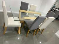 Bargain dining table set