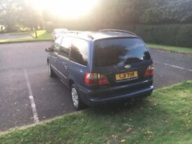 FORD GALAXY ZETEC TDI 2006 - MOT UNTIL 28TH MAY 2018- NUMBER PLATE NOT FOR SALE WITH VEHICLE