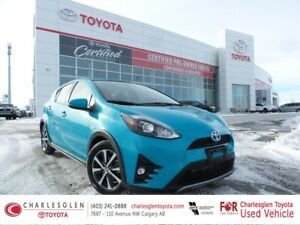 2018 Toyota Prius c Technology Package