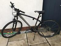Specialised cross trail hybrid bike