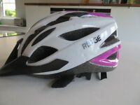 Girl's bicycle helmet