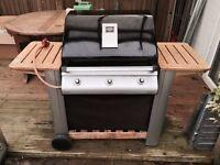 John Lewis (Outback) 3 Burner Gas BBQ