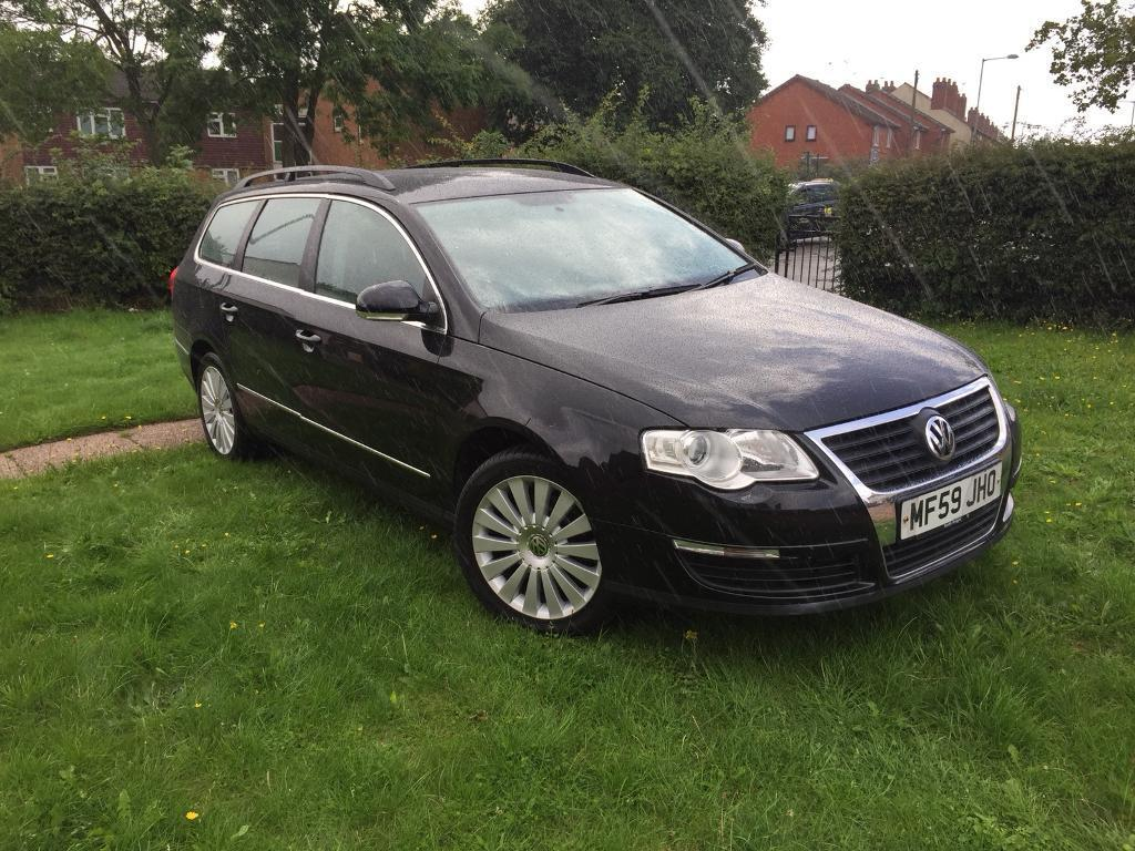 VW PASSAT HIGHLINE FSH MOT 1 OWNER FROM NEW!!