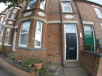 Single and double rooms to rent in Newark in newly renovated house