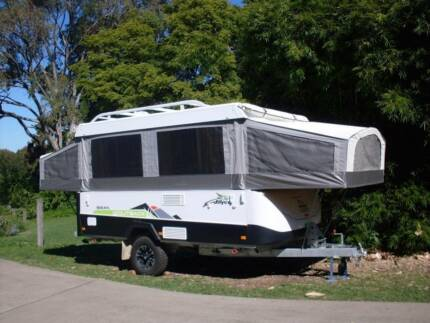 Jayco Swan 2013 off road outback camper Aldavilla Kempsey Area Preview