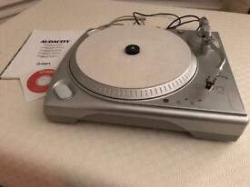 Ion USB Turntable iTTUSB with manual & install disc - new