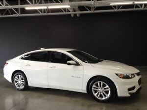 2017 Chevrolet Malibu Lt en excellente condition !