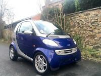 Smart ForTwo 0.6 Auto Pan Roof 54K Miles Perfect City Car