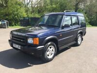 LANDROVER DISCOVERY 2.5 TD5 GS AUTO IN VGC 7 SEATER