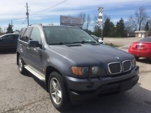 2002 BMW X5 4.4i **Excellent condition**CERTIFIED** INQUIRE!!!!