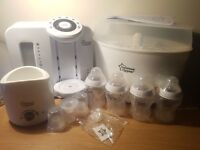 Tommee tippee Perfect Prep bundle
