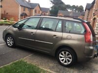 7 seater Citroen grand Picasso C4 for sale