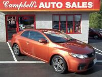 2010 Kia FORTE KOUP EX AIR!! ALLOYS!! HEATED SEATS!! PW PL!! CRU